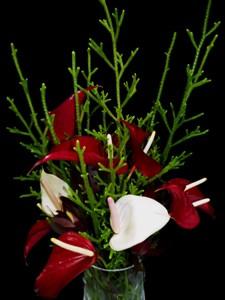 Mele Kalikimaka Bouquet