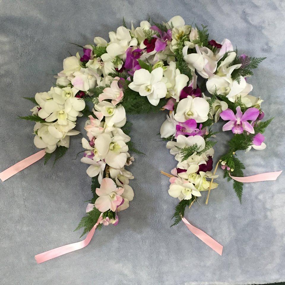 Flowers From Hawaii Haku Head Puna Kamalii Flowers Inc
